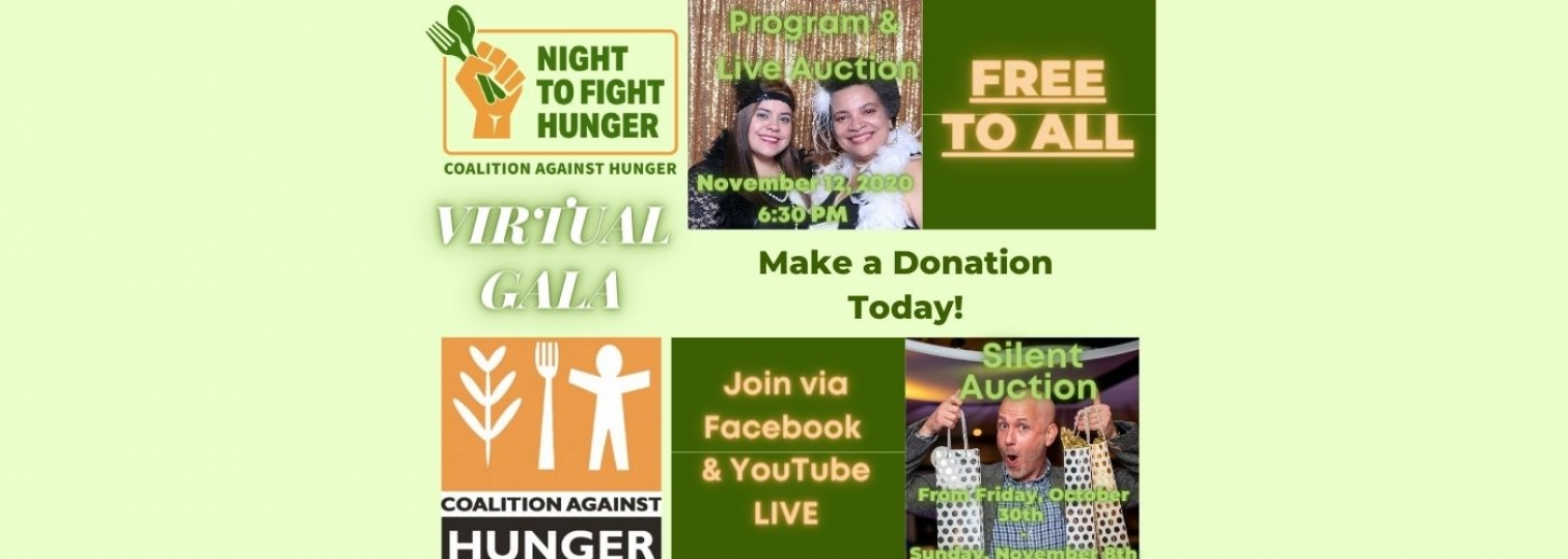 night to fight hunger